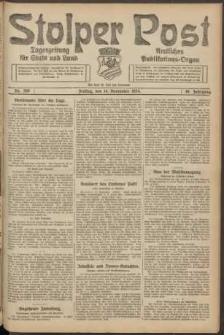 Stolper Post. Tageszeitung für Stadt und Land Nr. 269/1924