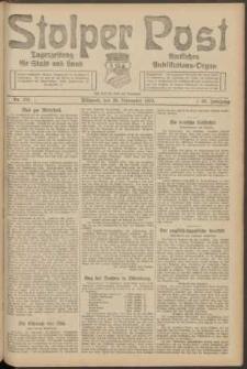 Stolper Post. Tageszeitung für Stadt und Land Nr. 278/1924