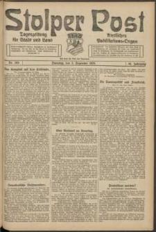 Stolper Post. Tageszeitung für Stadt und Land Nr. 283/1924