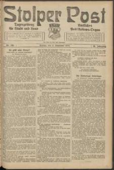 Stolper Post. Tageszeitung für Stadt und Land Nr. 286/1924