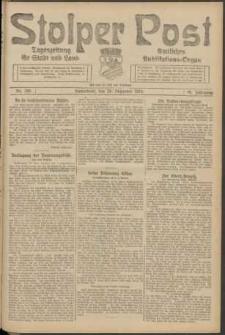 Stolper Post. Tageszeitung für Stadt und Land Nr. 299/1924