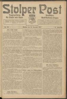 Stolper Post. Tageszeitung für Stadt und Land Nr. 304/1924