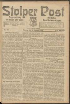 Stolper Post. Tageszeitung für Stadt und Land Nr. 305/1924