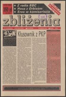Zbliżenia : tygodnik prywatny, 1990, nr 14