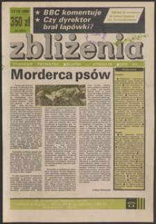 Zbliżenia : tygodnik prywatny, 1990, nr 15