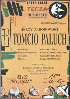 [Plakat] : Tomcio Paluch