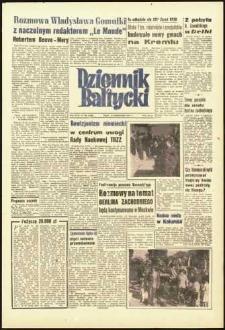 Dziennik Bałtycki, 1961, nr 245