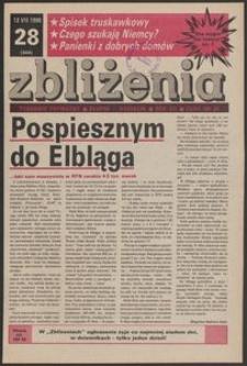 Zbliżenia : tygodnik prywatny, 1990, nr 28