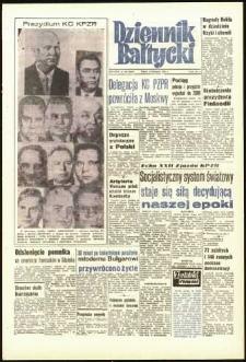 Dziennik Bałtycki, 1961, nr 263