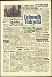 Dziennik Bałtycki, 1961, nr 273