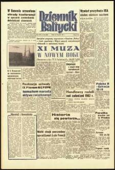 Dziennik Bałtycki, 1961, nr 285
