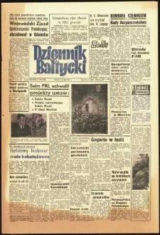 Dziennik Bałtycki, 1961, nr 288