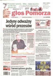 Głos Pomorza, 2004, listopad, nr 272