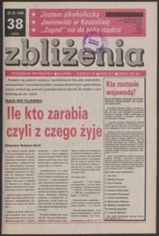 Zbliżenia : tygodnik prywatny, 1990, nr 37