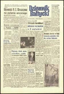 Dziennik Bałtycki 1962, nr 2