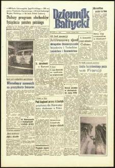 Dziennik Bałtycki 1962, nr 7