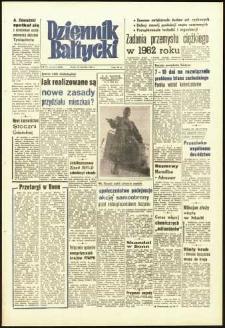 Dziennik Bałtycki 1962, nr 8