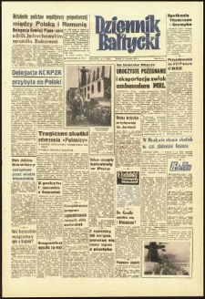 Dziennik Bałtycki 1962, nr 11