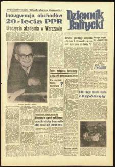 Dziennik Bałtycki 1962, nr 18