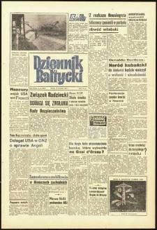 Dziennik Bałtycki 1962, nr 23