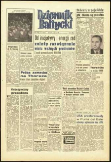 Dziennik Bałtycki 1962, nr 27