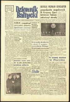 Dziennik Bałtycki 1962, nr 36