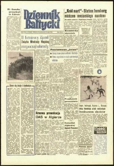 Dziennik Bałtycki 1962, nr 48