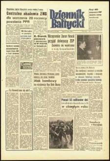 Dziennik Bałtycki 1962, nr 50