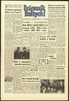 Dziennik Bałtycki 1962, nr 55