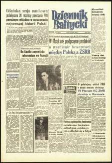Dziennik Bałtycki 1962, nr 68