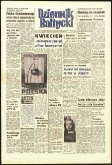 Dziennik Bałtycki 1962, nr 84