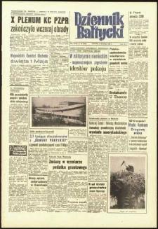 Dziennik Bałtycki 1962, nr 93
