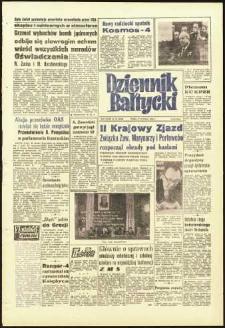 Dziennik Bałtycki 1962, nr 99