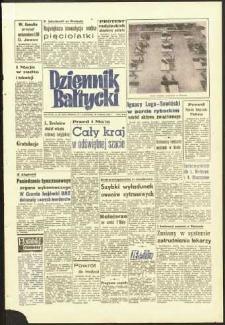 Dziennik Bałtycki 1962, nr 101
