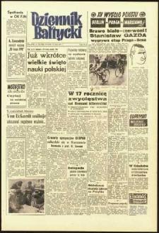 Dziennik Bałtycki 1962, nr 110