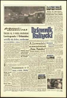 Dziennik Bałtycki 1962, nr 113