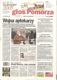 Głos Pomorza, 2004, grudzień, nr 304