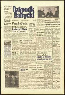 Dziennik Bałtycki 1962, nr 132