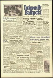 Dziennik Bałtycki 1962, nr 144