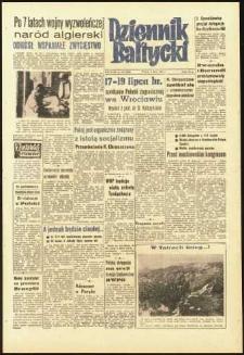Dziennik Bałtycki 1962, nr 156