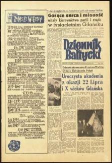 Dziennik Bałtycki 1962, nr 173