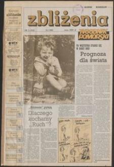 Zbliżenia : Tygodnik Pomorski, 1992, nr 2