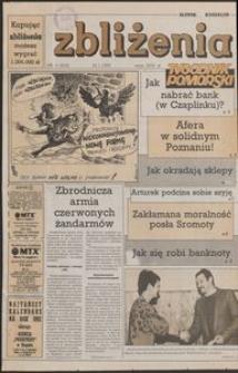 Zbliżenia : Tygodnik Pomorski, 1992, nr 4