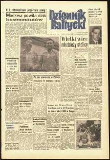 Dziennik Bałtycki 1962, nr 196