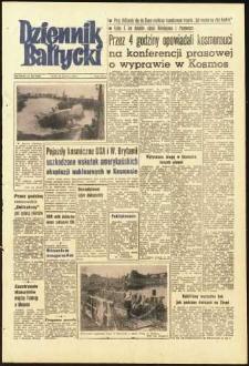 Dziennik Bałtycki 1962, nr 199
