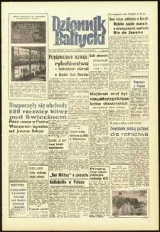 Dziennik Bałtycki 1962, nr 221