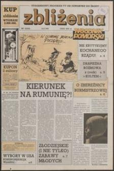 Zbliżenia : Tygodnik Pomorski, 1992, nr 12