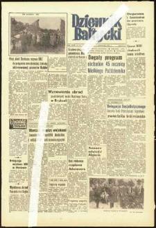 Dziennik Bałtycki 1962, nr 240