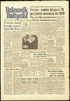 Dziennik Bałtycki 1962, nr 246