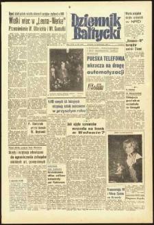 Dziennik Bałtycki 1962, nr 248